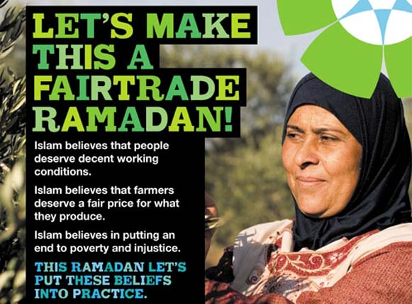Feasting On Fairtrade This Ramadan