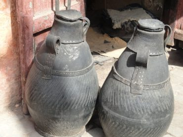 An Eco-Genie Out of Recycled Tire Jugs?