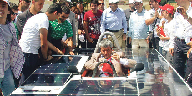 Renewable-Energy Cars Heat Up in Turkey