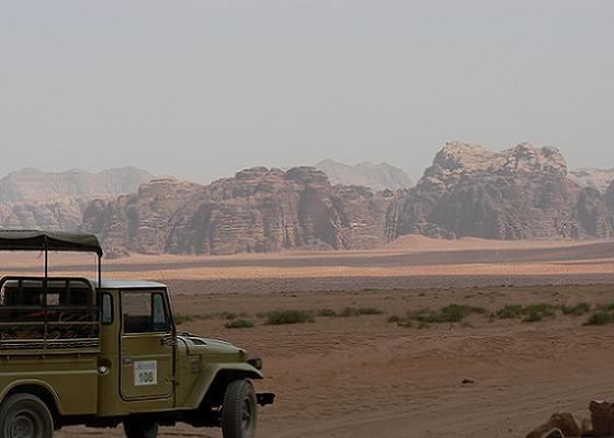 Environmental Concerns Greet Wadi Rum World Heritage Status