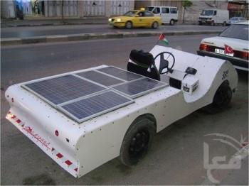 Car Bodies And Windows As Solar Energy Panels To Recharge Lithium