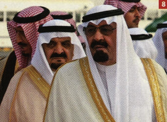 King Abdullah Gives Saudi Women the Right to Vote – Just to Battle EthicalOil.org