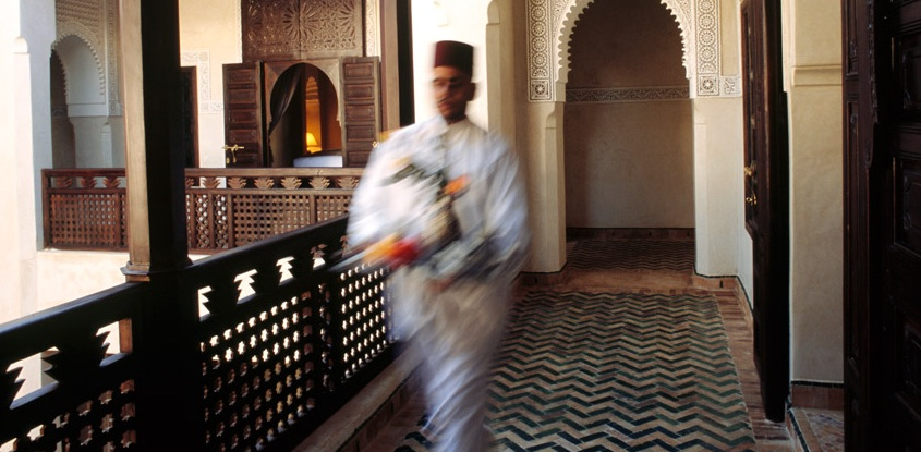 "Dar Les Cigognes: Night ""One"" of Your 1001 Nights in Marrakesh"