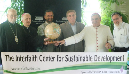 Jews, Muslims, Christians in Israel Unite for Planet Earth