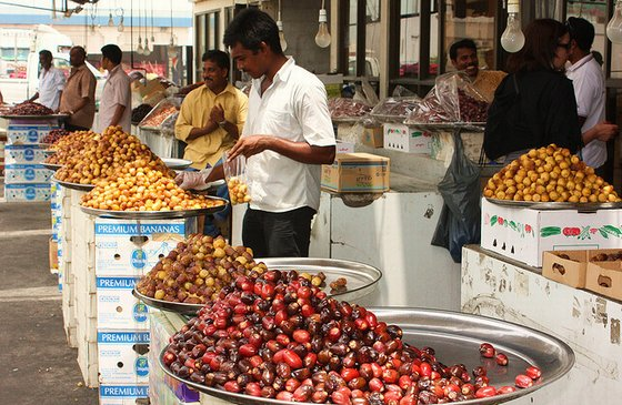 Olives, Dates and October Seasonal Produce in the Middle East