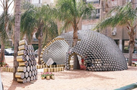 recycled materials, green design, eco-design, sustainable design, israel