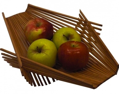 """folding chopstick basket"""
