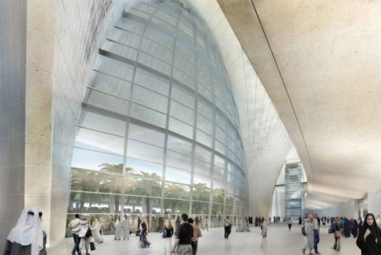 Foster + Partners, Kuwait, LEED, green building, eco-design, sustainable design, green design