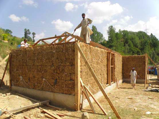 pakistan environmental energy efficient house