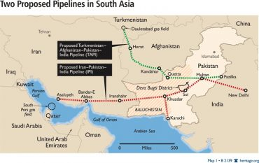 Iran Forgets India and Keeps Pitching Peace Pipeline to Pakistan