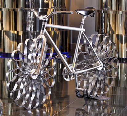 """steel bike ron arad"""