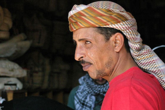 The One-Eyed Salt-Carver from Siwa Who Still Loves His Craft
