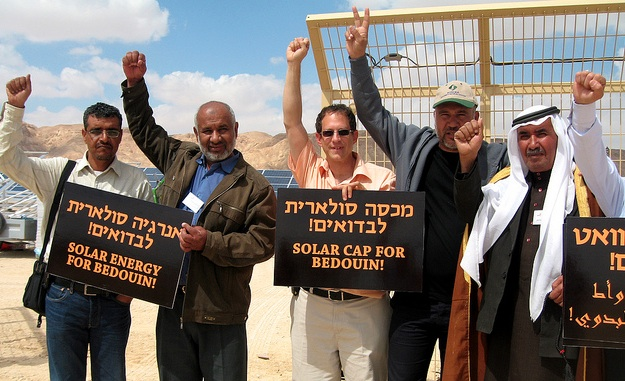 Bedouin Solar Power Activate!