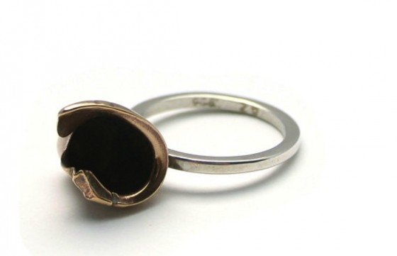 """""""bullet ring jewelry"""""""
