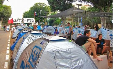 How Israel's Tent Cities Influenced Occupy Wall Street