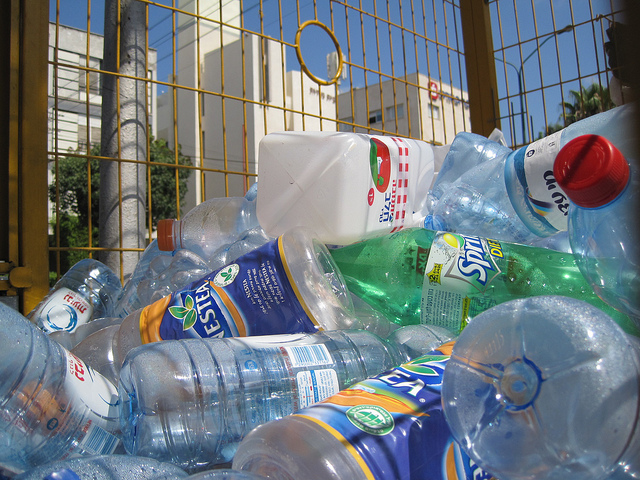 Greenpeace Israel Begins Urban Recycling Campaign