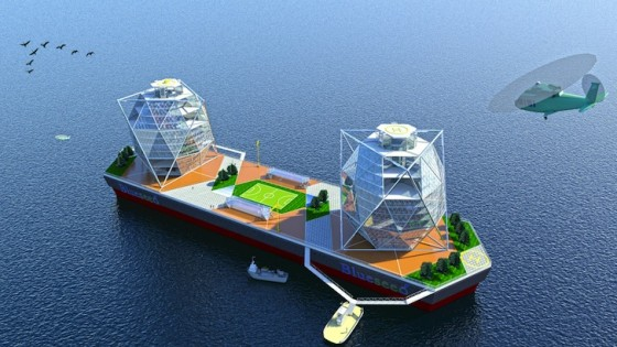 Blueseed, Cleantech, renewable energy, waste water treatment, alternative energy, visa-free hub, googolplex of the sea, California