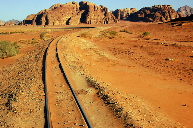 Jordan Railway Plans On The Right Track