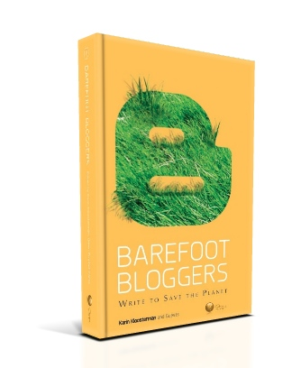 Barefoot Bloggers Help You Write to Save the Planet