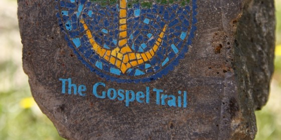gospel trail, jesus trail israel holy land
