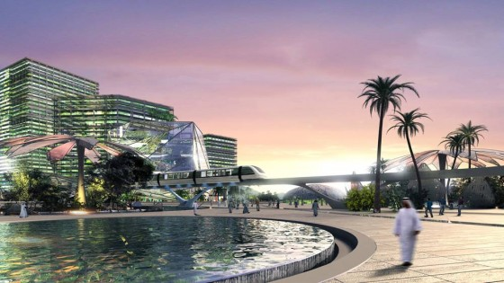 sustainable architecture, green design, sustainable design, eco design, green architecture, Saudi, Riyadh, King Abdullah Financial District