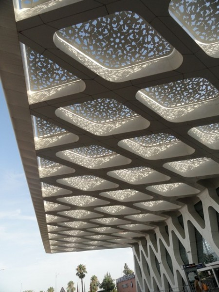marrakesh solar port, airport Morocco, NAPs oy