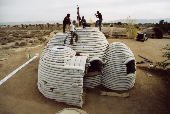 earth architecture, earth bag construction, green building, eco building, architecture, nader khalili, hassan fathy, sustainable architecture