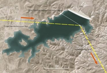 First Sea Water Pumped Hydro Proposed – Staggering 2,400 MW Potential