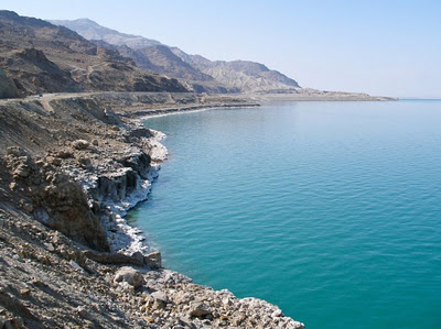 Sea Water Hydro Pump from Med to Dead Sea Needs Rethink