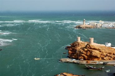 Geoscientists Say Oman is Sinking and Shrinking