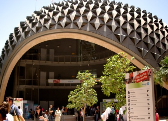 Masdar aims to become the guru of sustainable building for Sustainable roofing materials