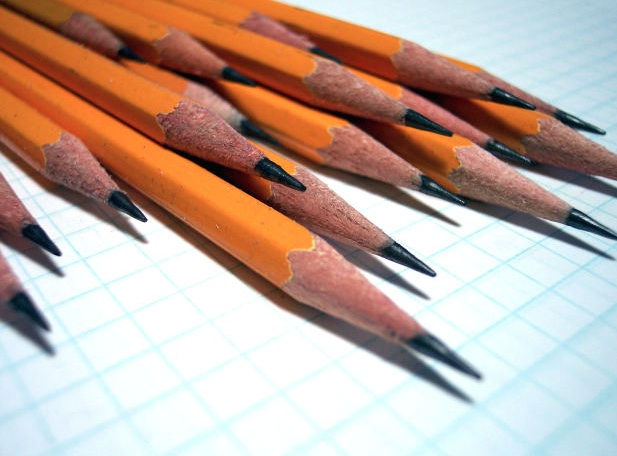 Heaven Forbid – Recycled Israeli Pencils Land on Saudi Shelves