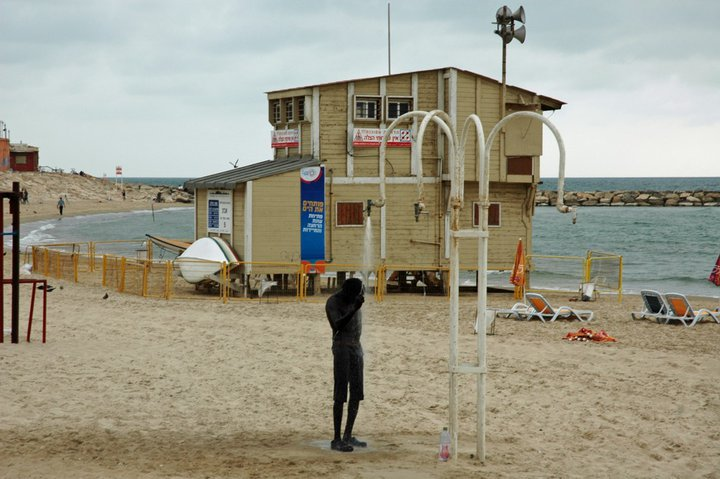 Tel Aviv Lifeguard Shacks To Become Tiny Pixel Hotels