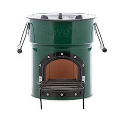 home cooking biogas stove