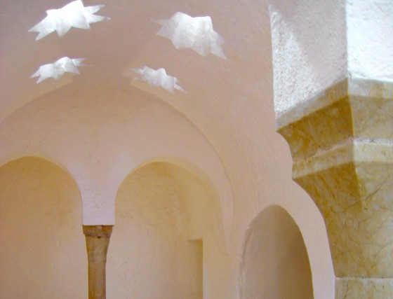 green design, sustainable design, Solotubes, daylighting, Islamic Architecture, Middle East