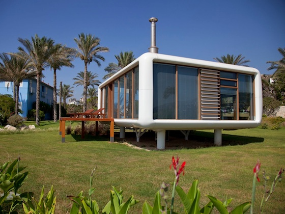 Nomad Homes amazing micro homes tiny houses nomad life Sleek Prefab Loftcube In Lebanon Is The Ultimate Home For Nomads