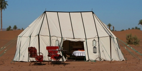 Morocco's Tourism Season Kicks off With Luxury Eco-Camping