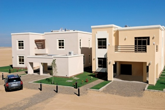 green building, sustainable building, energy, water, carbon footprint, Estidama, United Arab Emirates, villas, Abu Dhabi, pearl rating