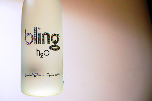 Blingh20's Most Expensive Water Costs $2,600 for 750ml