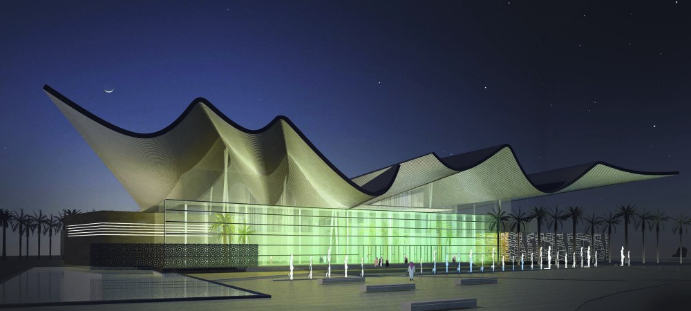 Proposal for Riyadh's Celebration Hall in Saudi Distorts Bedouin Values