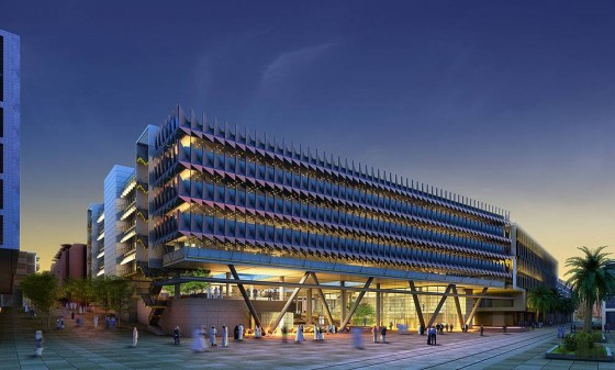 green design, sustainable design, eco design, Masdar City, Siemens, architecture,