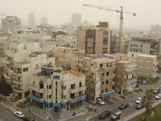 pollution, north africa, dust storm, air pollution, tel aviv, eilat, israel, co2 emissions, climate change
