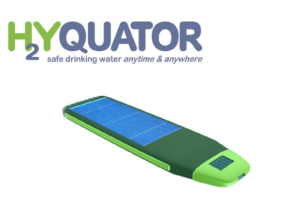 Hyquator's Solar Cells Could Give Clean Water to Billions