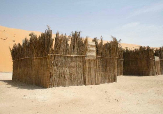 green design, vernacular architecture, date palm, desert, Gulf, United Arab Emirates, Royal Geographic Society, eco-building, Arish
