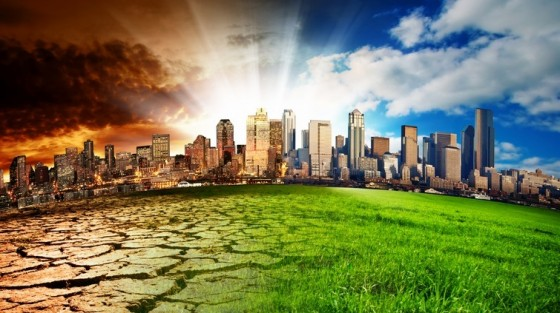 climate change effects on city