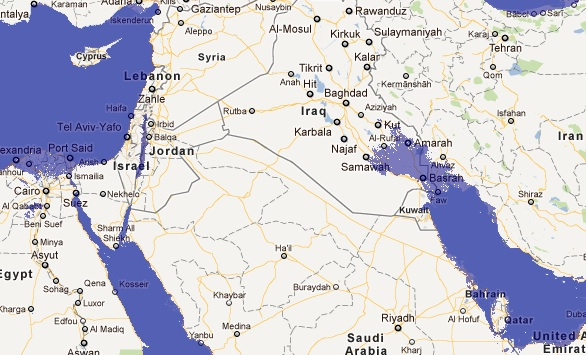 Map Of Ancient Near East Quiz Images - Iran map quiz
