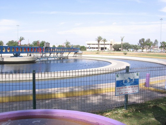 wastewater treatment, design, art, Passover, education, environment