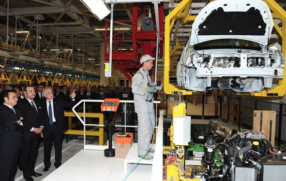 Morocco to Build Cars in Zero Carbon Factory