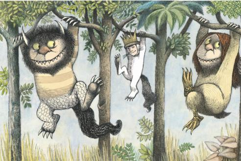 Maurice Sendak Sails Off for Night and Day