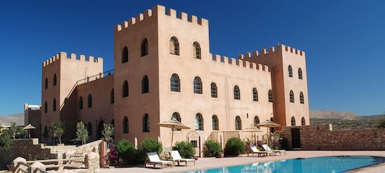 eco-tourism, sustainable development, vernacular architecture, eco-lodge, water conservation, energy conservation, Atlas Kasbah